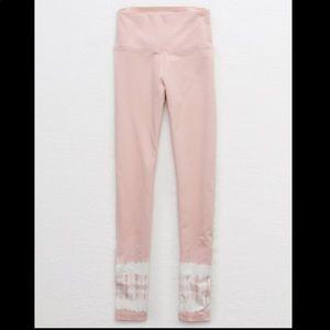 Aerie Pink Chill Legging